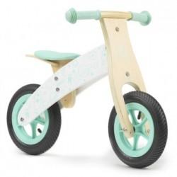 Bicicleta Sem Pedais Menta
