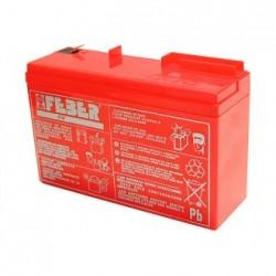 Bateria 6V 10 AH