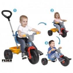Triciclo Evotrike 3 em 1